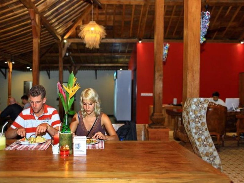 Ubud Heaven Sayan Restaurant