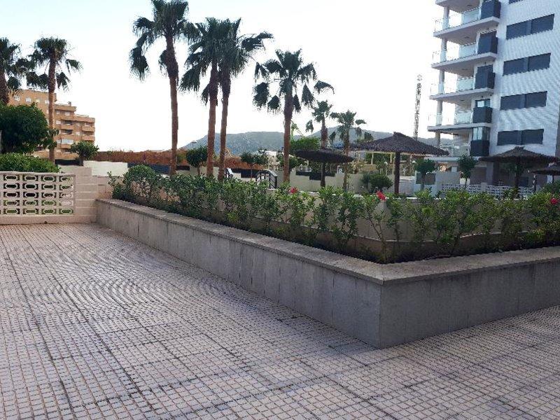 Apartamentos Oropesa Ciudad de Vacaciones 3000 Terrasse