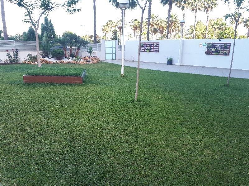 Apartamentos Oropesa Ciudad de Vacaciones 3000 Garten