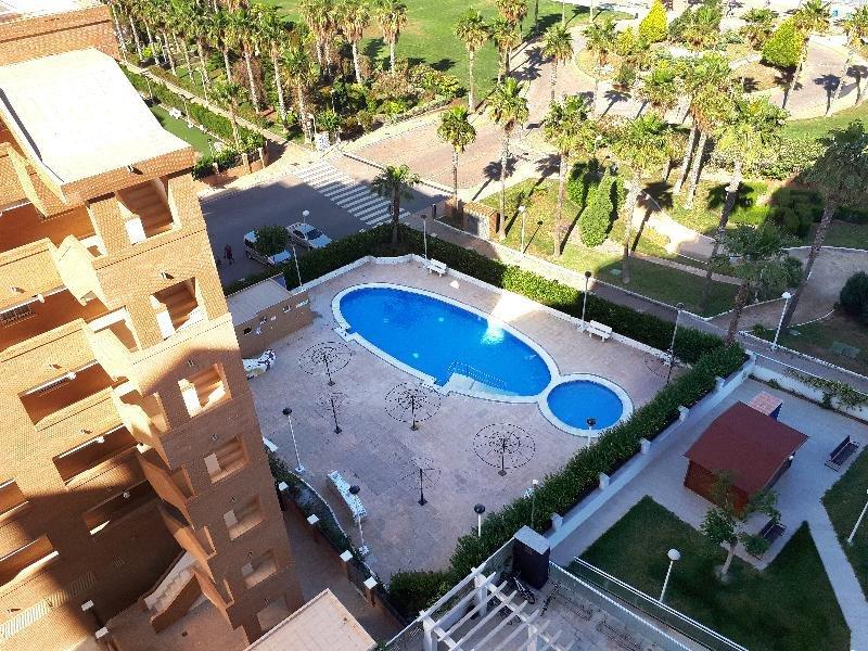 Apartamentos Oropesa Ciudad de Vacaciones 3000 Pool