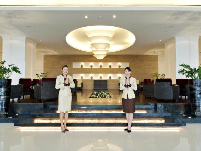 The Narathiwas Hotel & Residence Sathorn Bangkok Lounge/Empfang