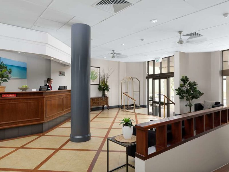Rydges Southbank Lounge/Empfang