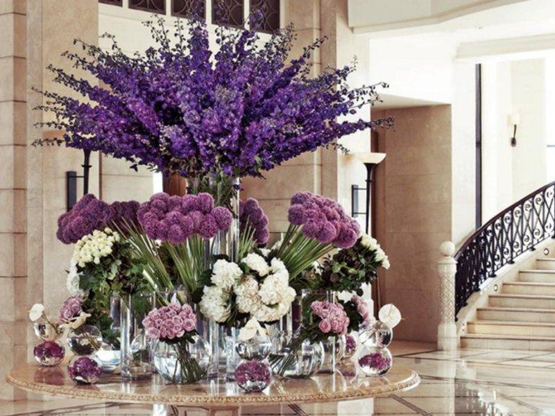 Four Seasons Amman Lounge/Empfang