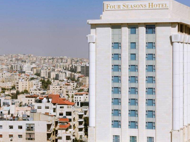 Four Seasons Amman Außenaufnahme