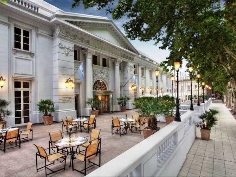 Park Hyatt Mendoza Restaurant