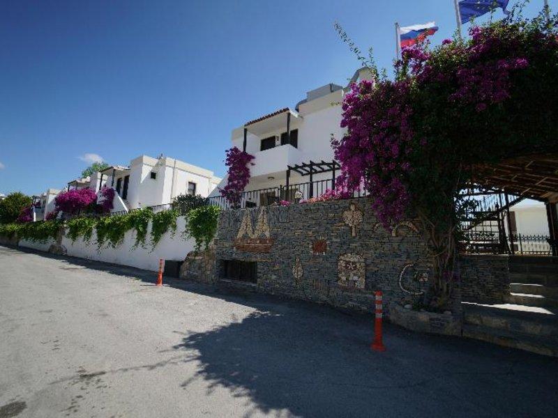 Salinas Hotel Bodrum Außenaufnahme