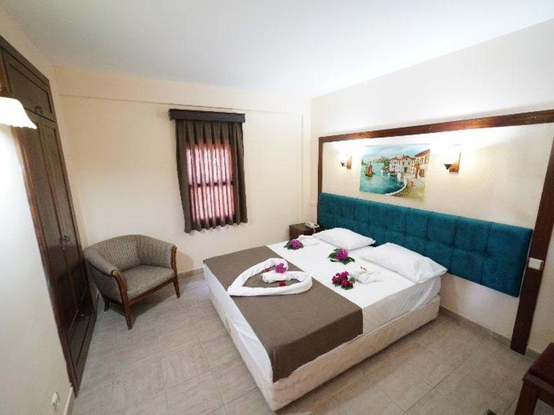 Salinas Hotel Bodrum Wohnbeispiel