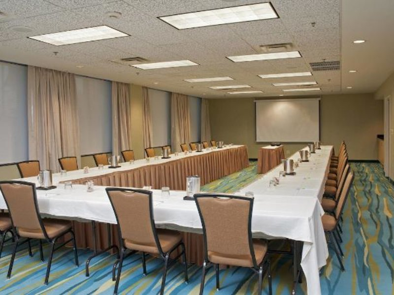 SpringHill Suites Chicago O´Hare by Marriott Konferenzraum