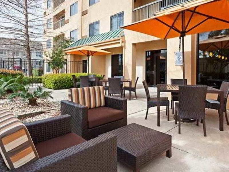 Austin Marriott South Terrasse