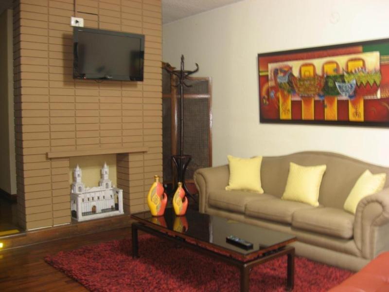 Sevilla House Lounge/Empfang