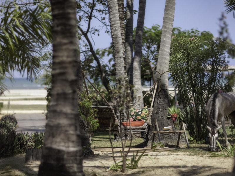 Vila Kalango Garten