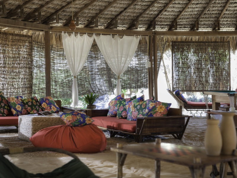 Vila Kalango Lounge/Empfang