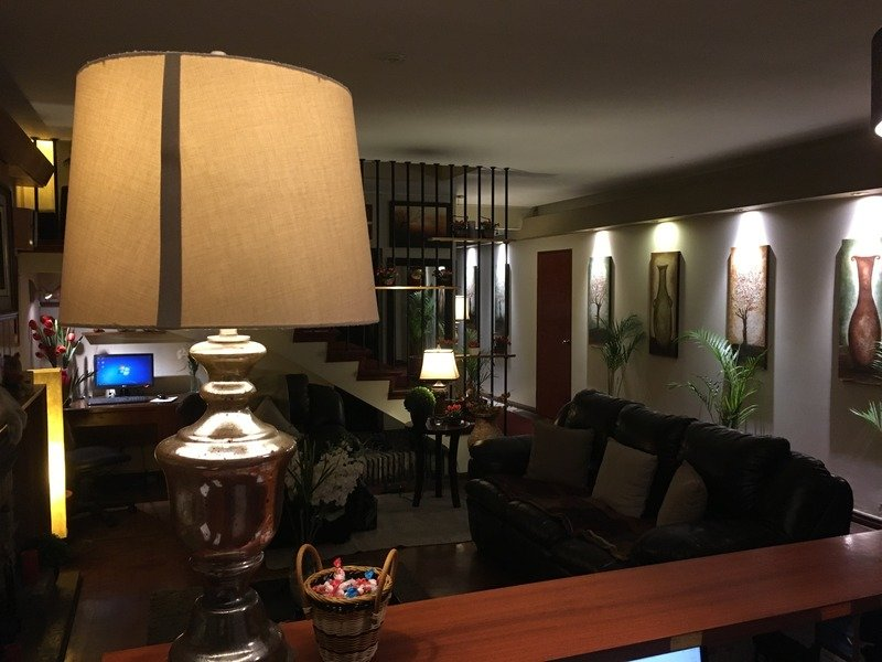 Casa Bella Miraflores Lounge/Empfang