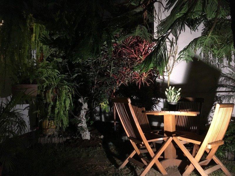 Casa Bella Miraflores Terrasse