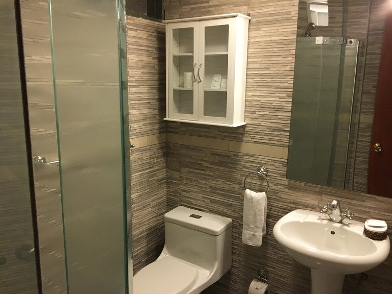 Casa Bella Miraflores Badezimmer