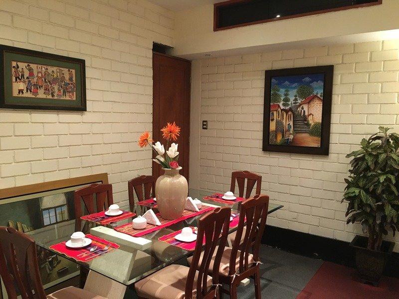 Casa Bella Miraflores Konferenzraum