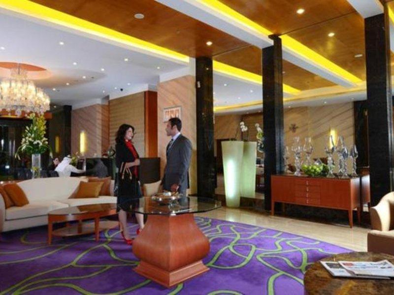 Fraser Suites Seef Bahrain Lounge/Empfang