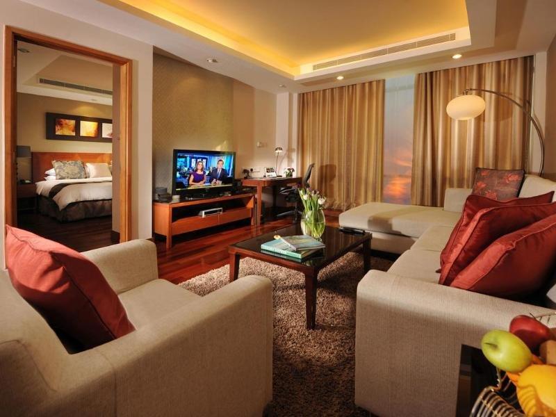 Fraser Suites Seef Bahrain Wohnbeispiel