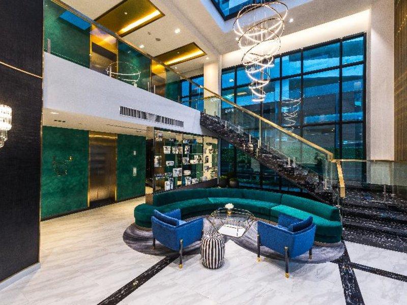 Maven Bangkok Hotel Lounge/Empfang