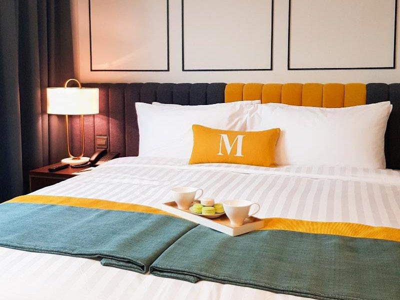 Maven Bangkok Hotel Wohnbeispiel