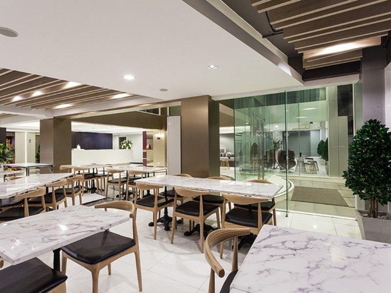 Cubic Pratunam Restaurant