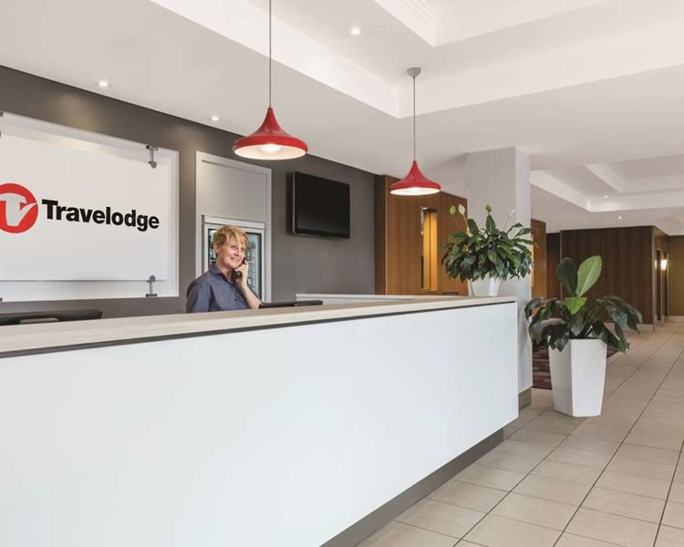 Travelodge Garden City Lounge/Empfang