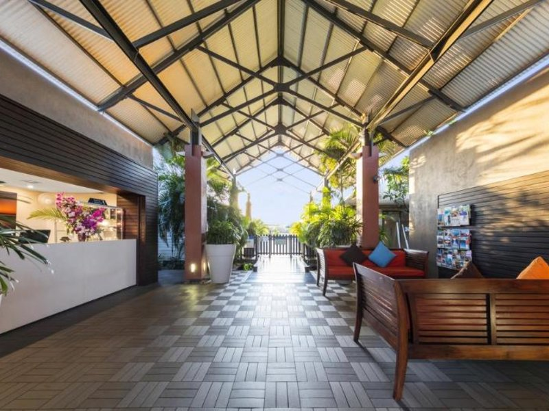 Oaks Cable Beach Sanctuary Lounge/Empfang