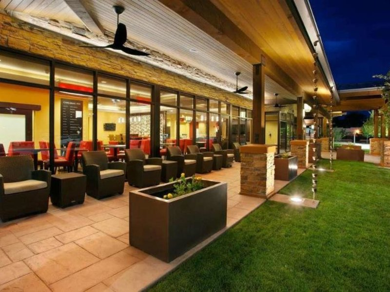 TownePlace Suites Carlsbad Terrasse