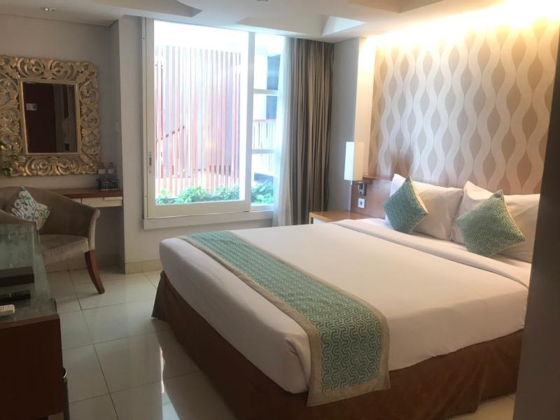 Adhi Jaya Sunset Hotel Wohnbeispiel