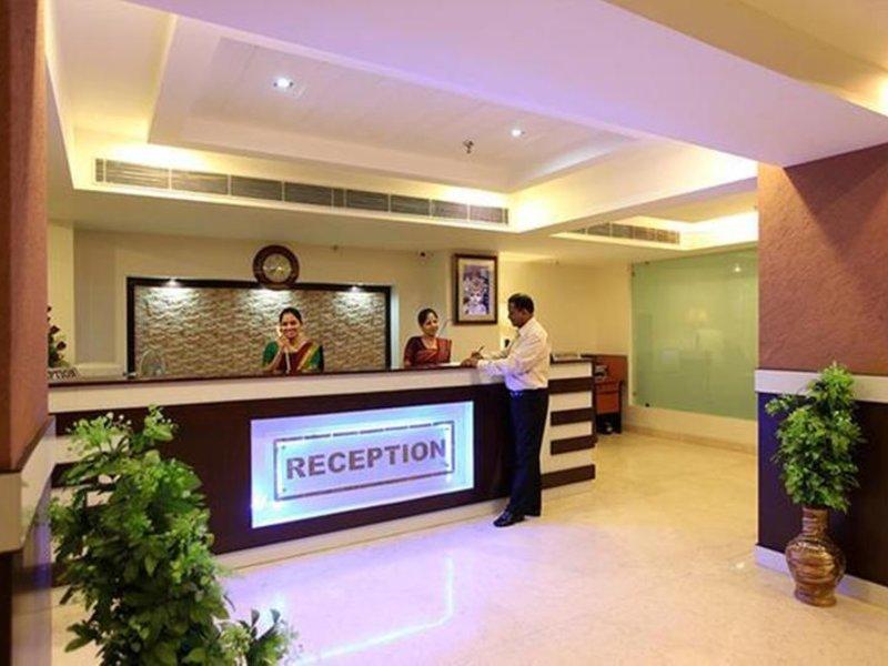Hotel Impress Lounge/Empfang