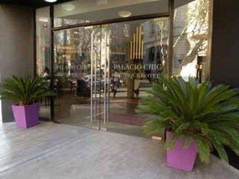 Epico Recoleta Hotel Außenaufnahme