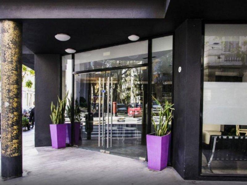 Epico Recoleta Hotel Lounge/Empfang