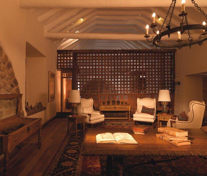 Palacio Nazarenas Lounge/Empfang