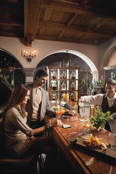 Palacio Nazarenas Restaurant