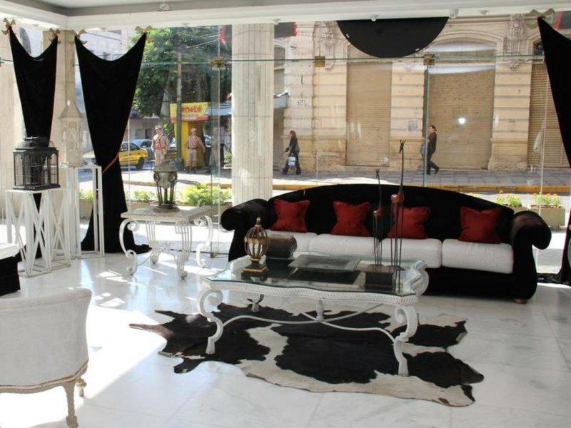 Gran Hotel Armele Lounge/Empfang
