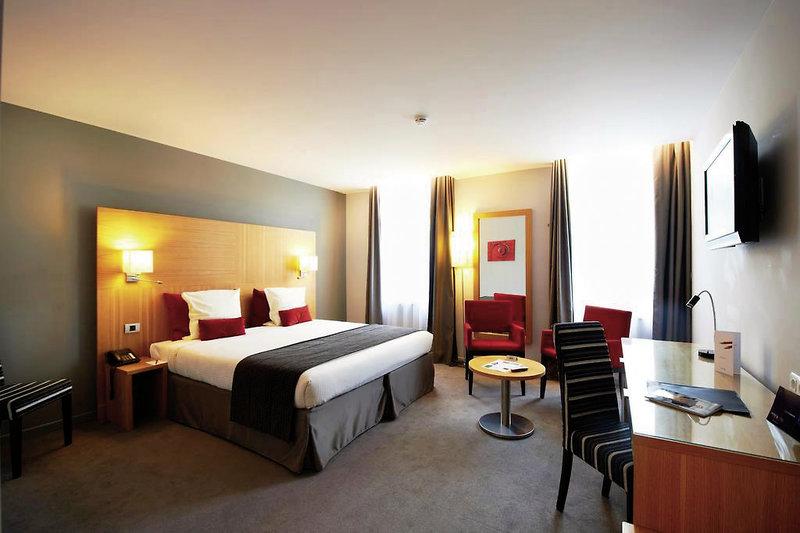 Hotel de La Couronne Wohnbeispiel