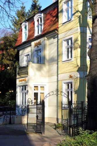 Villa Antonina Außenaufnahme