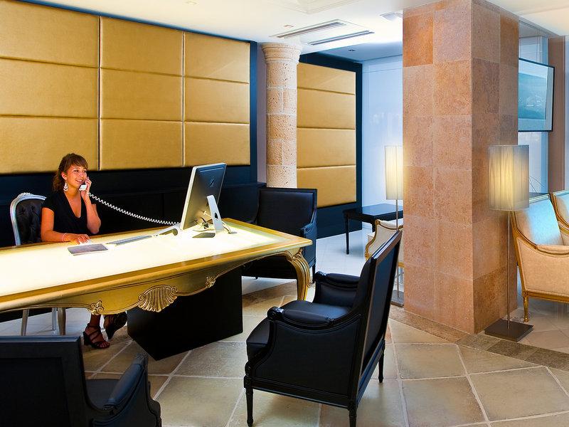 Villa Venecia Lounge/Empfang