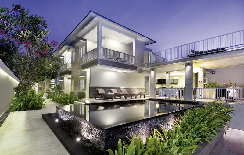 The Village Home Bali Lounge/Empfang