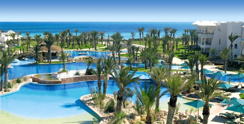 Hasdrubal Prestige Thalassa & Spa Pool