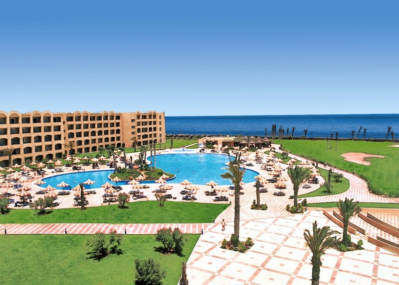 Nour Palace Thalasso & Spa Außenaufnahme