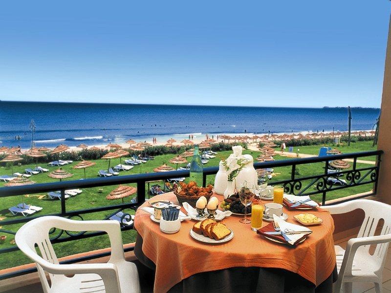 Nour Palace Thalasso & Spa Terrasse