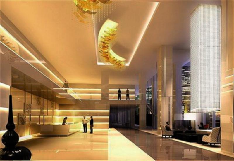 Holiday Inn Mumbai International Airport Lounge/Empfang