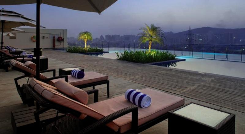 Holiday Inn Mumbai International Airport Pool