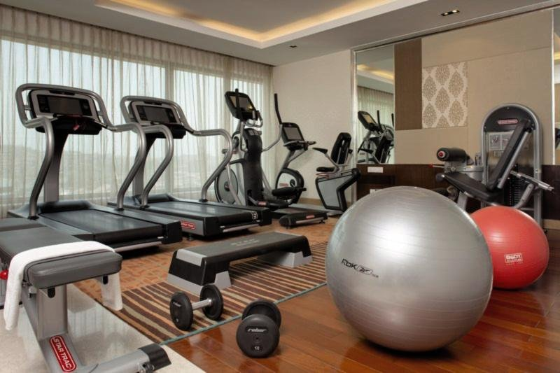 Holiday Inn Mumbai International Airport Sport und Freizeit