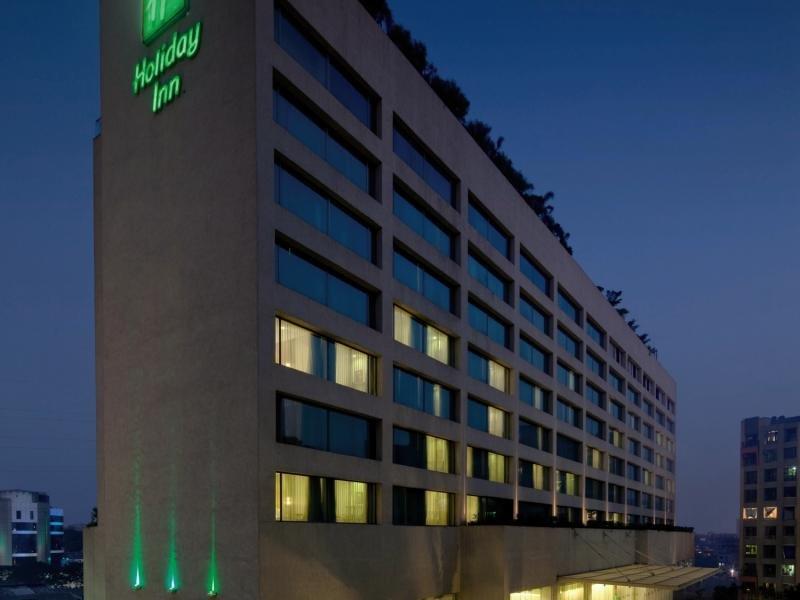 Holiday Inn Mumbai International Airport Außenaufnahme