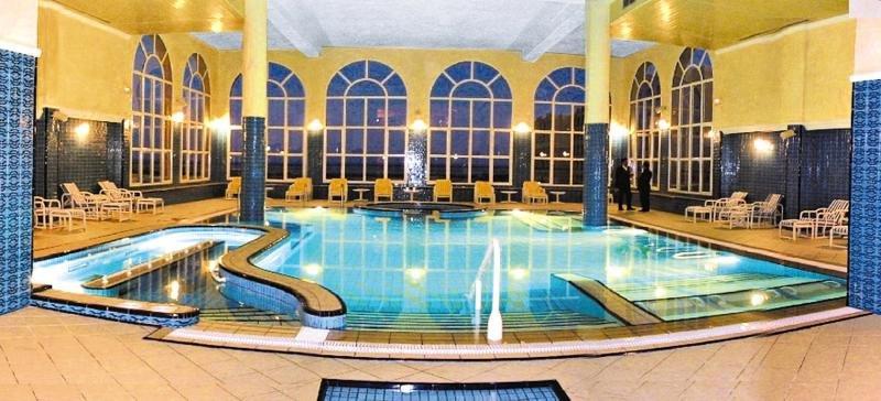 Nour Palace Thalasso & Spa Pool
