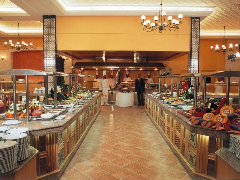 Nour Palace Thalasso & Spa Restaurant