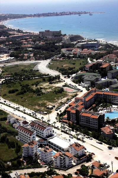 Merve Sun Hotel & Spa Außenaufnahme