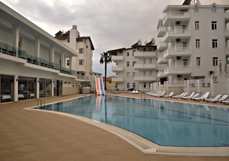 Merve Sun Hotel & Spa Pool